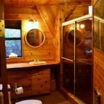ridge dome bathroom