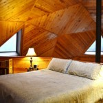 ridge dome bedroom
