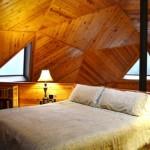 ridge dome bedroom