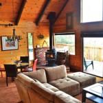 stonewood vacation rental living room