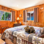 Wildwoods Vacation Rental Bed