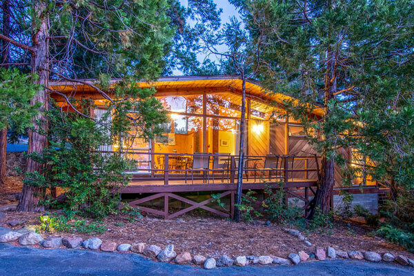 Our Idyllwild Cabin at Woodland Park Cottages