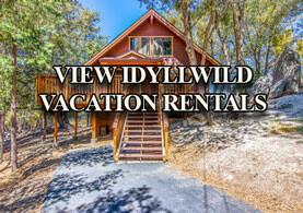 Idyllwild Vacation Rentals